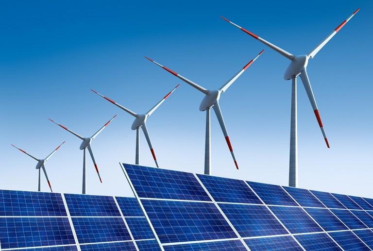 風力と太陽呼応のコラボ!初めての【ハイブリッド自家発電システム】