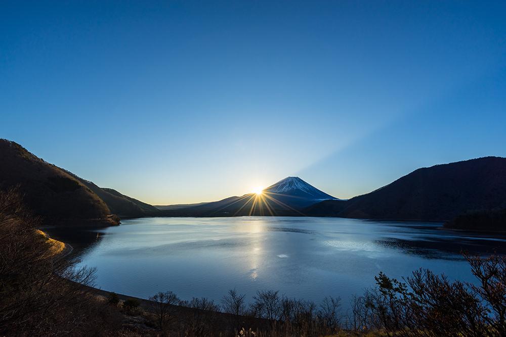 【山梨県】本栖湖