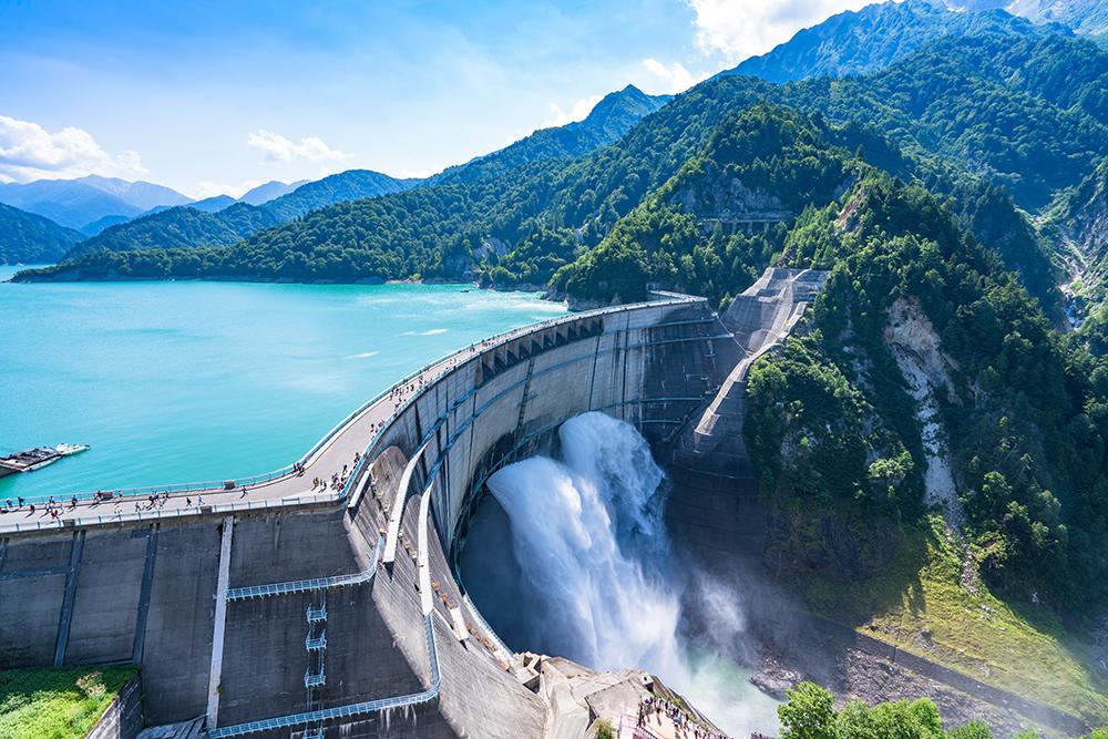 ダムって何?ダムの役割・種類、エネルギー資源から観光資源まで多様な機能を持つダムについて