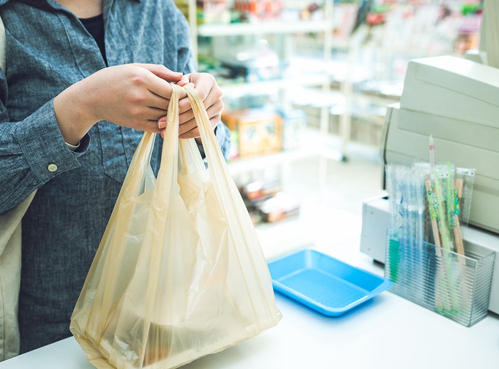 世の中に「ビニール袋は存在しない?」。ビニール袋のホント