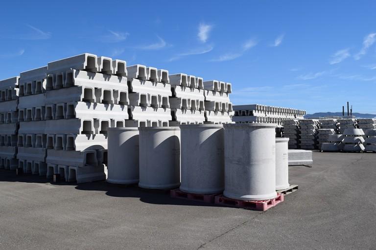 コンクリートリサイクルの仕組み