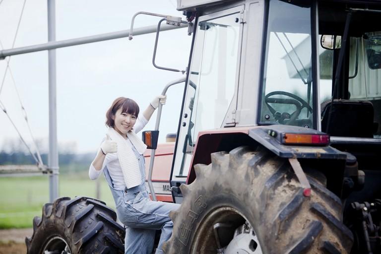 農作・農地に触れるエコ「アグリツーリズム」について
