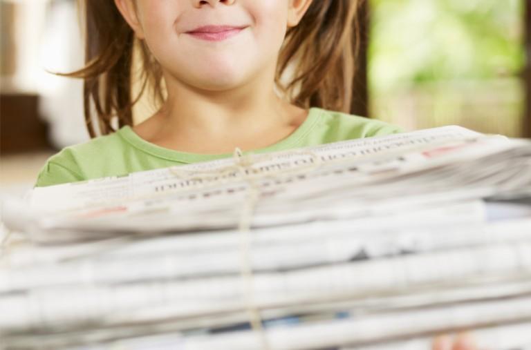 見落としがちな「正しい古紙回収」の仕方。大切な紙とごみの知識について