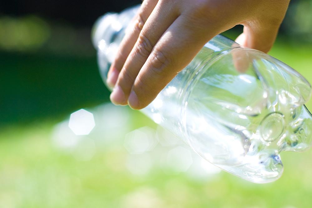 超分かりやすい【ペットボトルのリサイクル循環図(イラスト)】