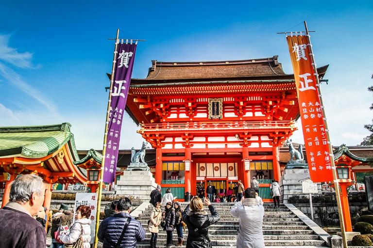 京都の絶対的観光地の伏見稲荷大社の豆知識