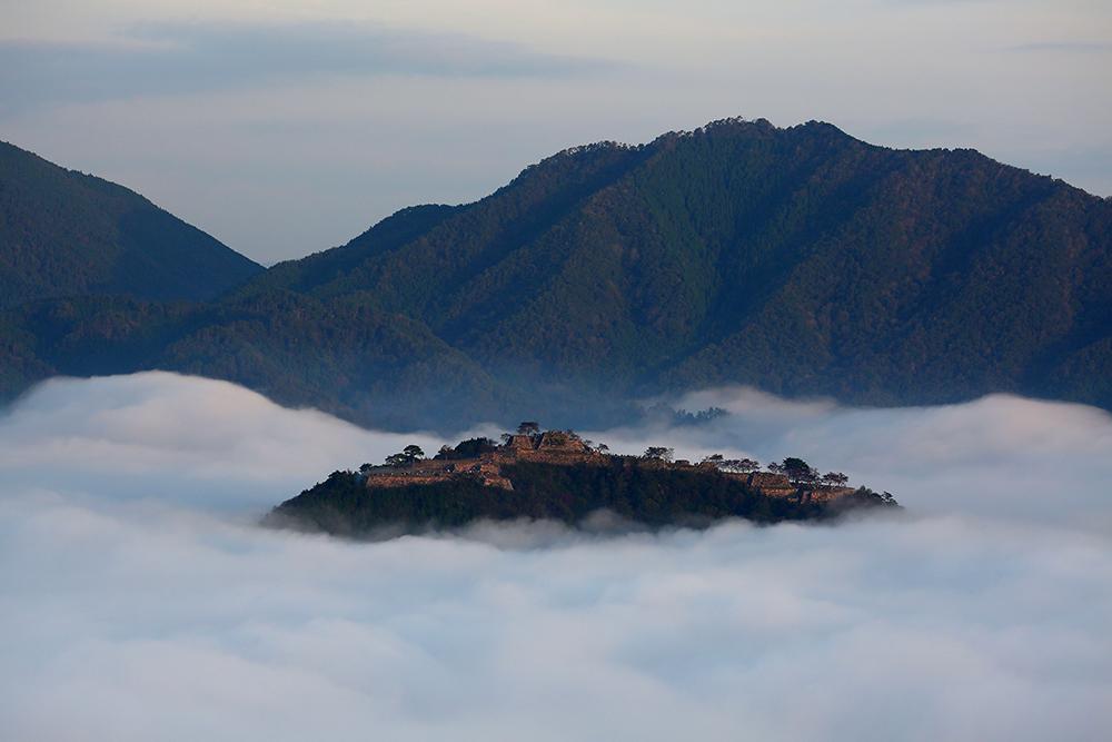 絶景竹田城【日本のマチュピチュ・天空の城】について