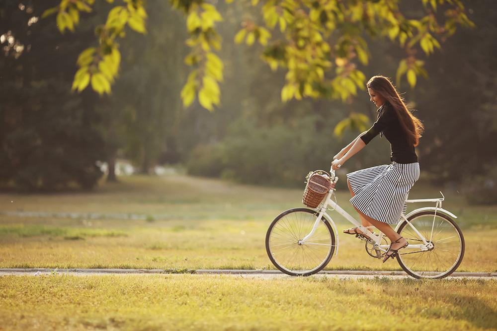自転車で環境負荷の軽減できる?自転車とエコの関係について