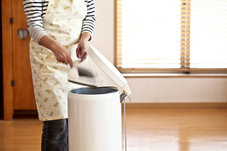 ゴミの捨て方の極意。ゴミがゴミと思わなくなる5つの捨て方
