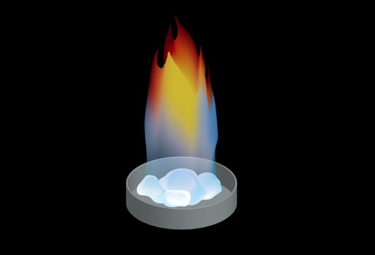 画期的?リスクもある?燃える氷「メタンハイドレート」について